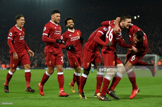 Liverpool 4-3 Manchester City: Klopp gets the better of Guardiola again to end City's unbeaten run