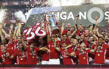 Resumen temporada 2016/17 Benfica: las Águilas siguen dominando Portugal