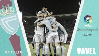 Resumen temporada Celta de Vigo 2016/17: faltó la guinda en forma de título