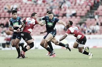 Blues dio el zarpazo en esta cuarta fecha del Super Rugby