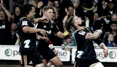 Suma y suma: Highlanders, tres de tres en este Super Rugby