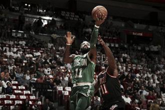 Resumen NBA: maratón de 14 partidos con el fin de la racha de Boston