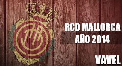 RCD Mallorca 2014: un año para olvidar