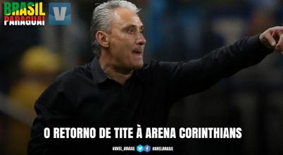 'Lar Doce Lar': treinador da seleção brasileira, Tite retorna à Arena Corinthians