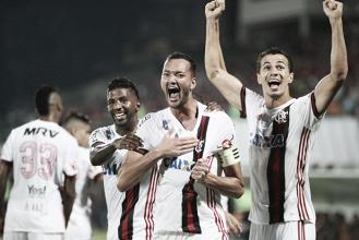 Flamengo derrota Ponte Preta e estreia com vitória na Ilha do Urubu
