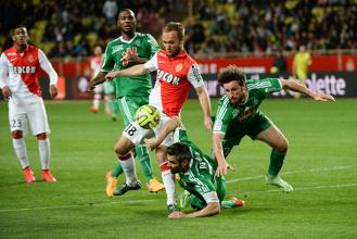 Pas de vainqueur entre Monaco et Saint-Etienne