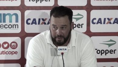 Roberto Fernandes critica sonolência do Náutico após derrota para Ponte