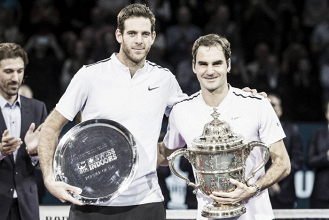 Atp Basilea, Federer rimonta ancora del Potro e si prende il titolo