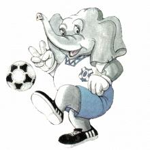 Elio-Doro, el elefante del Tenerife