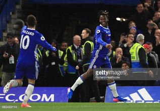 The roller-coaster season of Michy Batshuayi