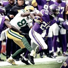 Los Packers caen tras la lesión de Aaron Rodgers
