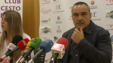Ricard Casas deja entornada la puerta del CB Valladolid