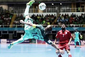 Premios FutsalPlanet 2016