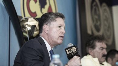 Ricardo Peláez cierra su ciclo con las Águilas del América