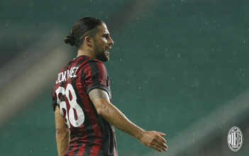 Milan, verso l'Europa League: torna Rodriguez. Suso out