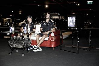 "Daniel Ricciardo: ""Me gustaría ver a Alonso con un coche más rápido"""