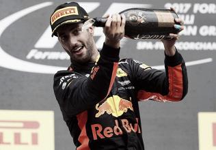 """Daniel Ricciardo: """"Siempre está bien llegar al podio"""""""