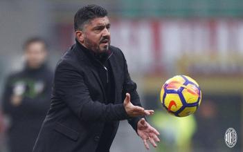 """Milan, vittoria convincente e risicata. Gattuso: """"Serve continuità di risultati"""""""