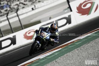 """Álex Rins: """"Nuestro objetivo es llevar la Suzuki a lo más alto"""""""