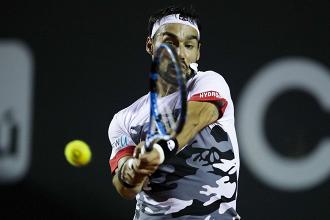 ATP San Paolo: Fognini - Cuevas, finale in palio