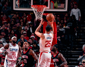 NBA - Brooklyn travolge Washington. Houston cade ancora, non basta Harden