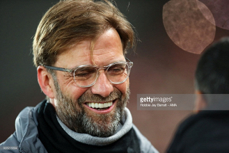 Klopp pleased with Liverpool second string after Porto draw