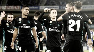 Contracrónica: Mayoral y Bale llegan a tiempo