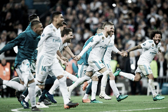 Champions League, Real Madrid ancora in finale dopo la grande paura