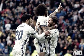El Real Madrid sigue invicto en Champions en el Bernabéu