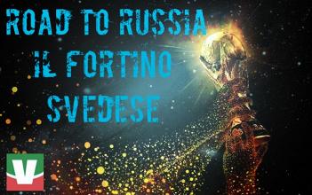 Road to Russia - Italia alla caccia dell'impresa in Svezia