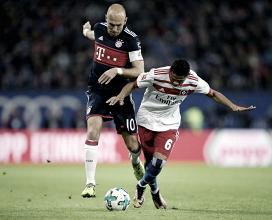 Un Bayern errático ya es colíder tras ganar en Hamburgo