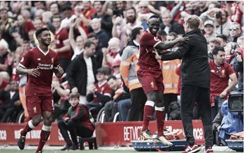 Mané decide e Liverpool volta a vencer Palace em casa após quase quatro anos