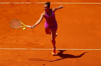 WTA Madrid - Non basta una Vinci di carattere e talento