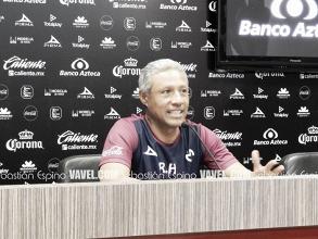 Roberto Hernández ve fuerte a Santos, pero cree que pudeganar