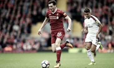 """Robertson sobre el próximo partido por Copa Carabao: """"Toda esta semana nos enfocaremos en eso"""""""