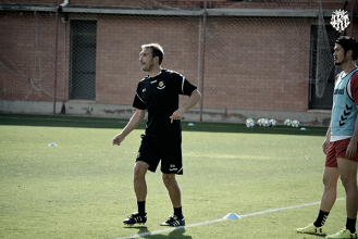 """Rodri: """"Lo más importante es que la afición se sienta identificada con el equipo"""""""