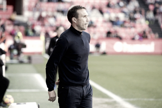"""Rodri: """"Incluso los que vienen de Primera División vienen a luchar por un lugar como si hubiesen estado en Segunda B"""""""