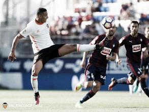 Resumen Eibar (2-1) Valencia en LaLiga 2018