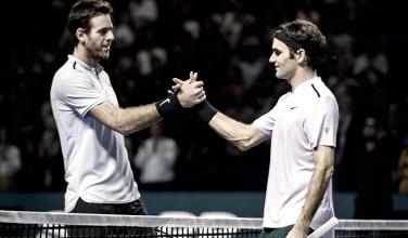 Previa Roger Federer - Juan Martín del Potro: el primer Masters 1000 de la temporada en juego