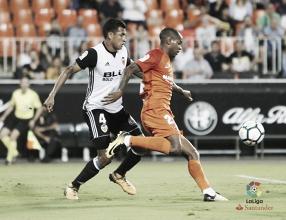 Rolan único jugador destacado en Mestalla
