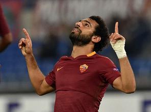 Roma: addio a Salah, pronte le alternative per l'attacco giallorosso