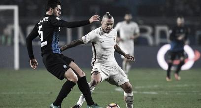 Resumen Roma 1-1 Atalanta en Serie A 2017