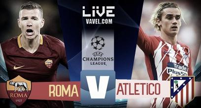 Roma - Atletico Madrid in diretta, Champions League 2017/18 LIVE (0-0): Super Alisson alza il muro, la Roma si salva