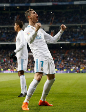 ريال مدريد يكتسح جيرونا بسوبر هاتريك لصاروخ ماديرا