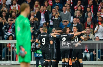 Bayern Munich 1-2 Real Madrid: Ronaldo's 100th goal in UEFA club competitions hands Real the advantage