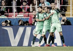 Portugal vence Rússia e se aproxima de avanço às semifinais