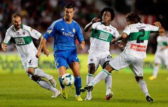 Le Real et Ronaldo sur leur lancée