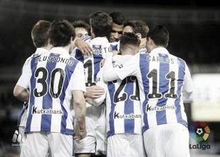 Real Sociedad 2-1 Real Betis: Txuri-urdin triumphed over sleepy Béticos
