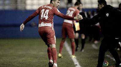 El mejor jugador rival: Rubén Alcaraz, uno de los mejores francotiradores de la categoría
