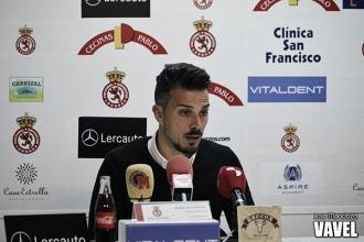 """Rubén: """"Vamos a Tarragona con la idea de ganar los tres puntos"""""""